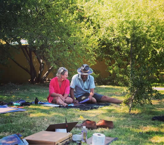 Niel Jonker outdoor workshops